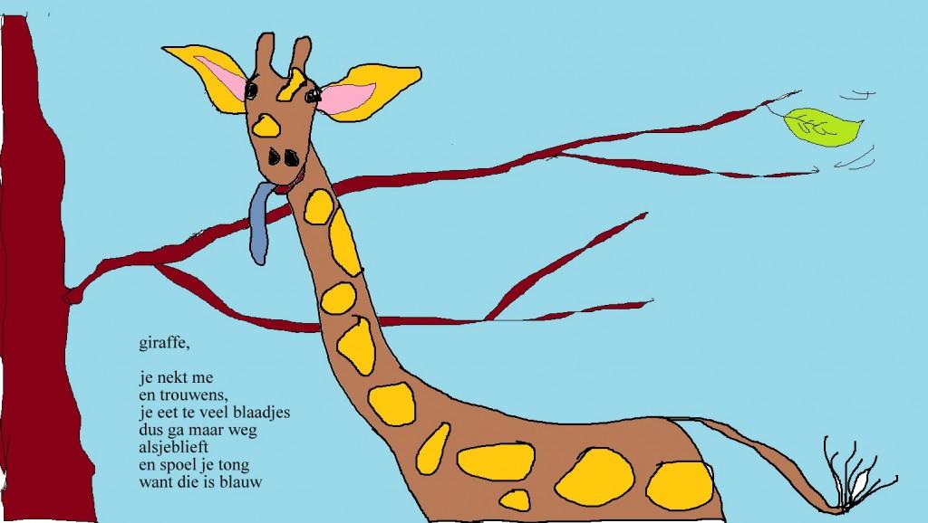giraffe b